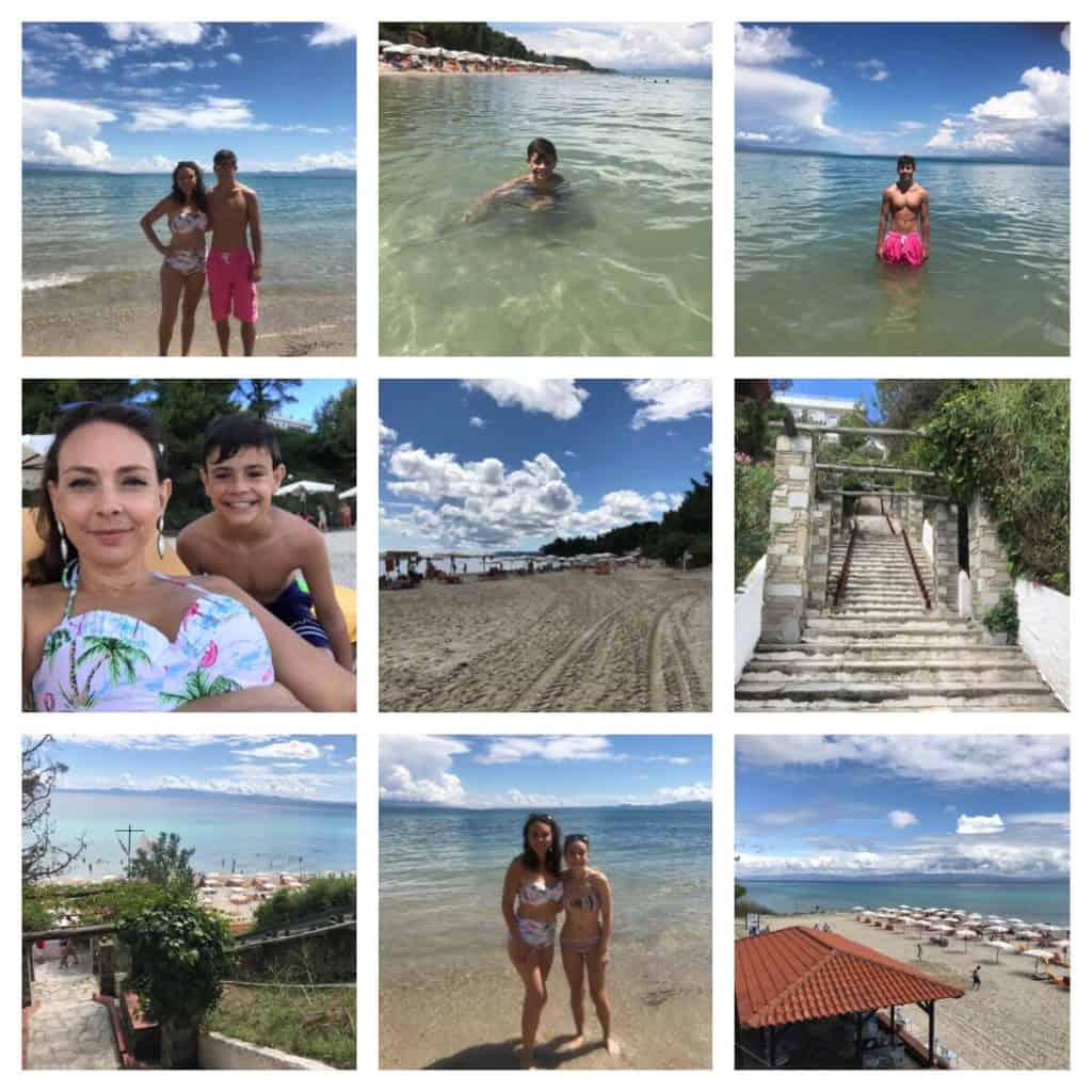 Alexander the Great Beach Resort in Kassandra, Halkidiki