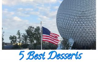 5 best desserts at Epcot