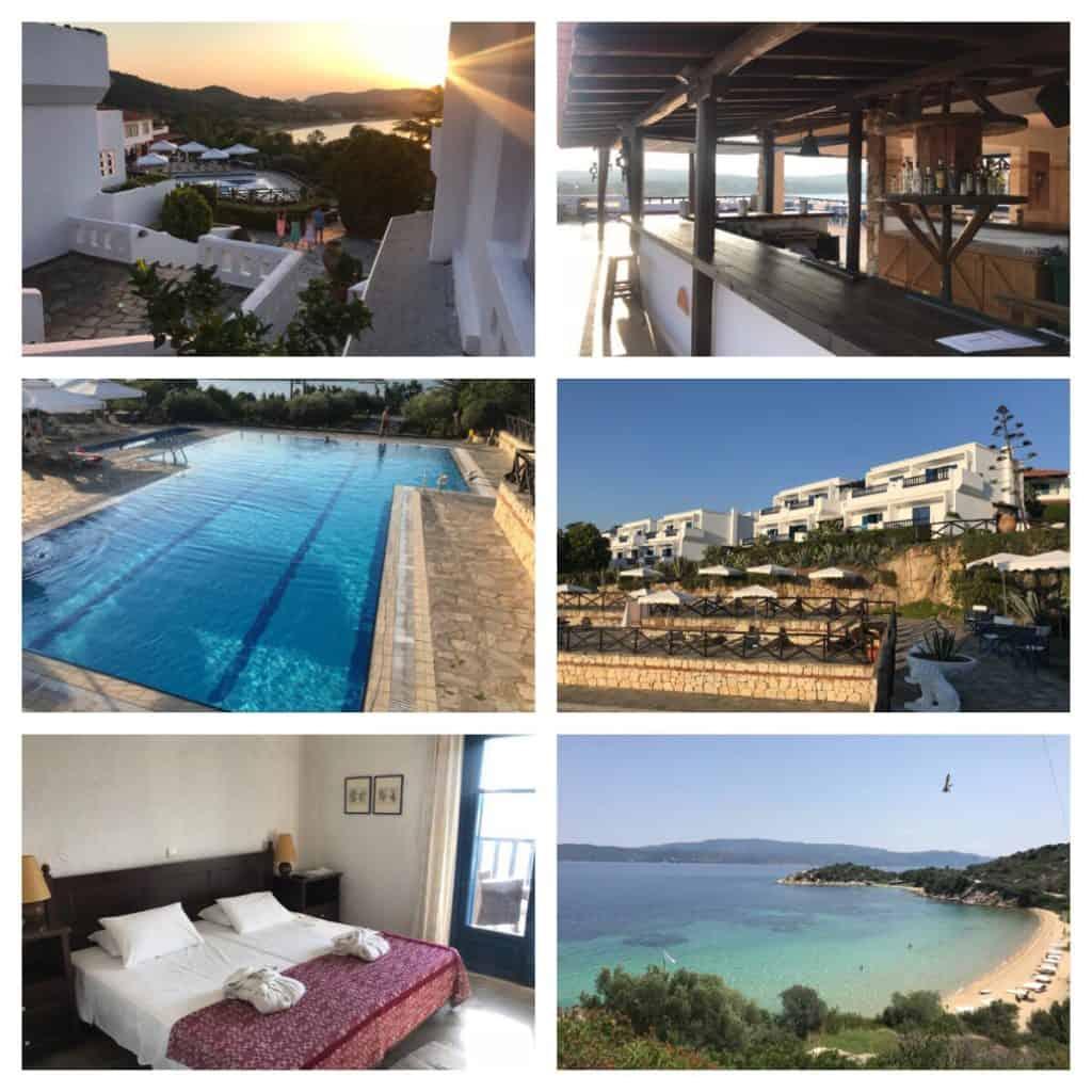 Agionissi Resort in Halkidiki
