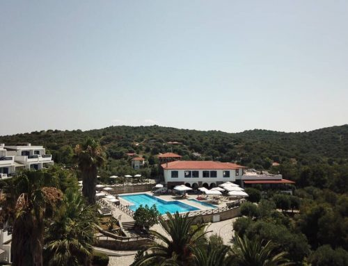Agionissi Resort a Peaceful Retreat on Amouliani Island