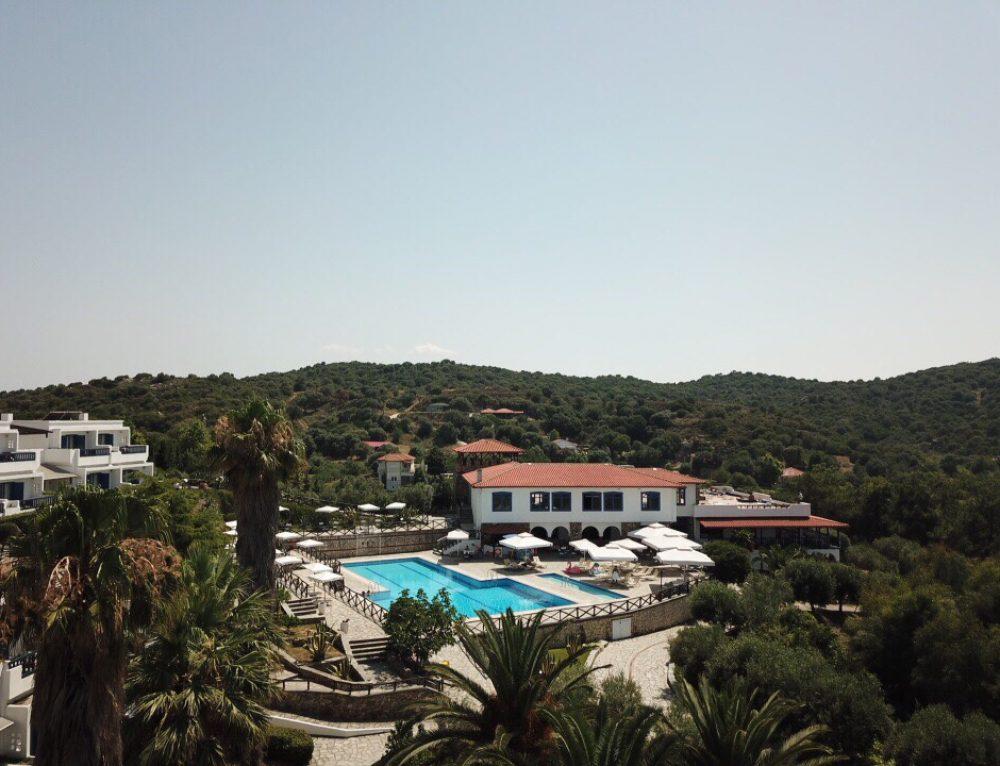 Agionissi Resort a Peaceful Retreat on Amouliani Island