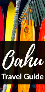 Oahu, Hawaii travel guide with suggestions on where to stay, where to eat, and things to do.