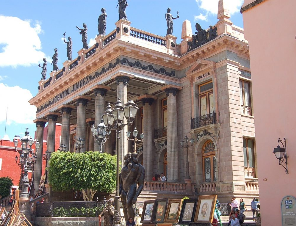Silver Cities of Mexico