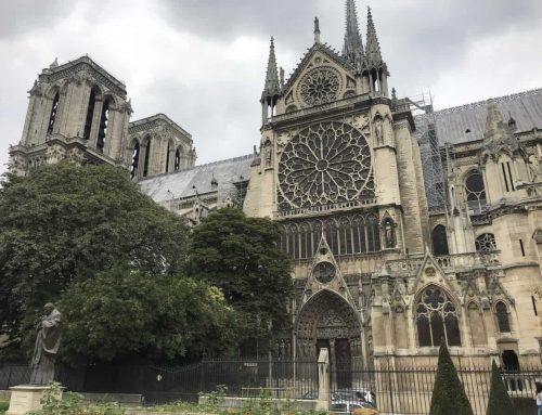 Notre Dame Cathedral – Paris, France