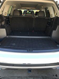 2018 Volkswagen Atlas 4Motion AWD trunk