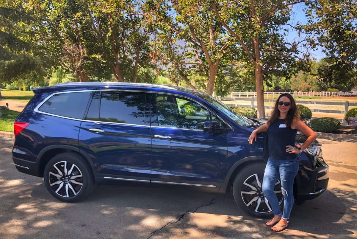 2019 Honda Pilot An Excellent Family Suv Mommy Travels