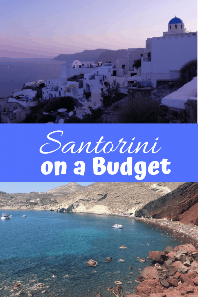 3 Days in Santorini on a Budget