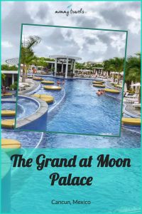 The Grand at Moon Palace in Cancun, Mexico