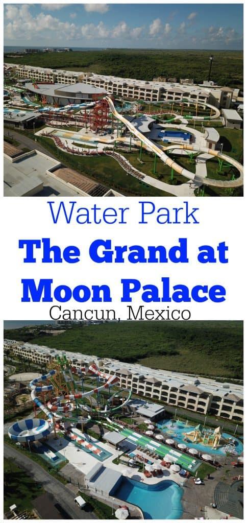 Water park at The Grand at Moon Palace