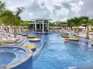 Adults only Day club at The Grand at Moon Palace