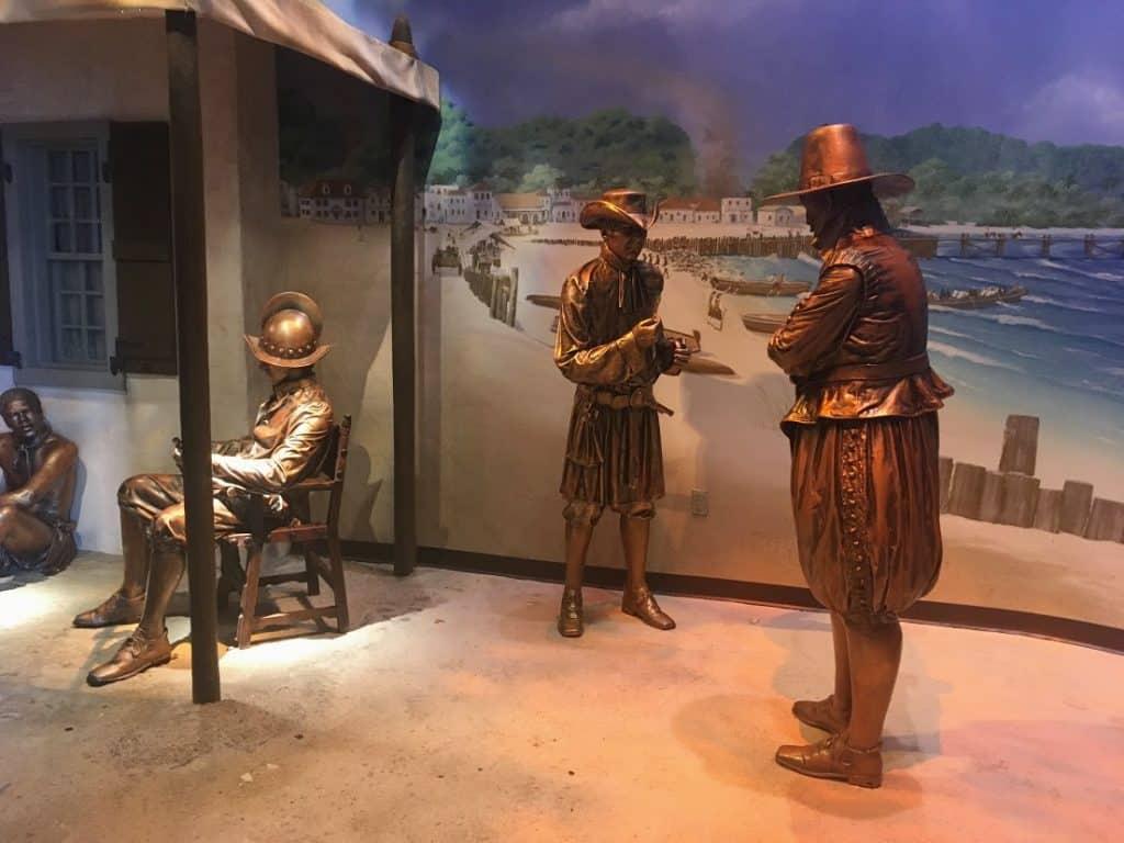 The National Underground Railroad Freedom Center