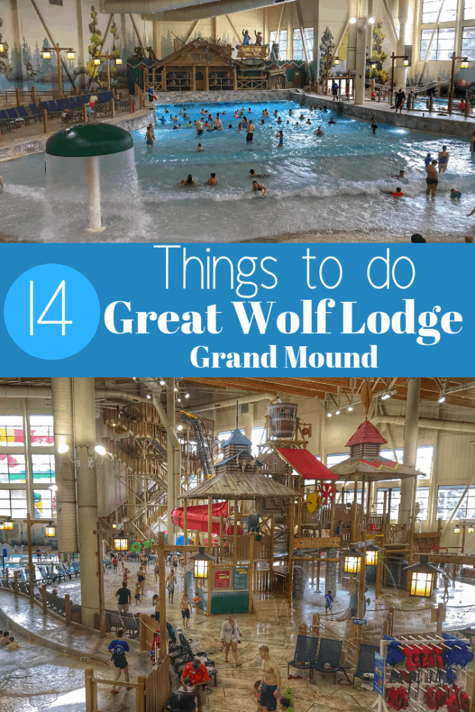 14 Things to do at Great Wolf Lodge Grand Mound