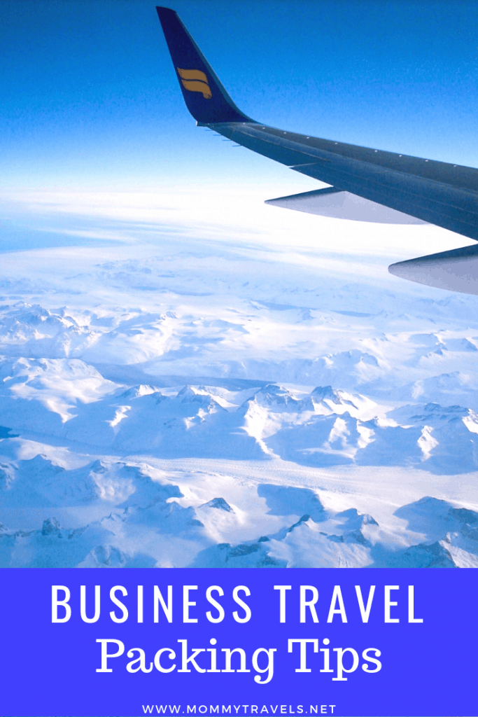 5 Business Travel Packing Tips