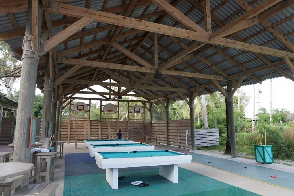 In Da Shade Game Pavilion