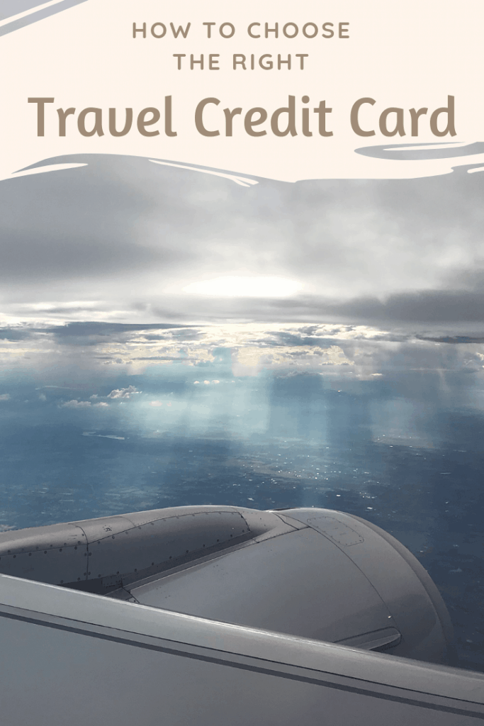 How to choose the right rewards travel credit card