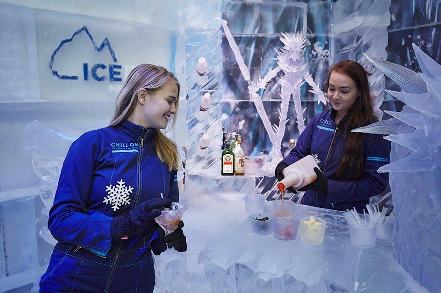 Melbourne Ice bar