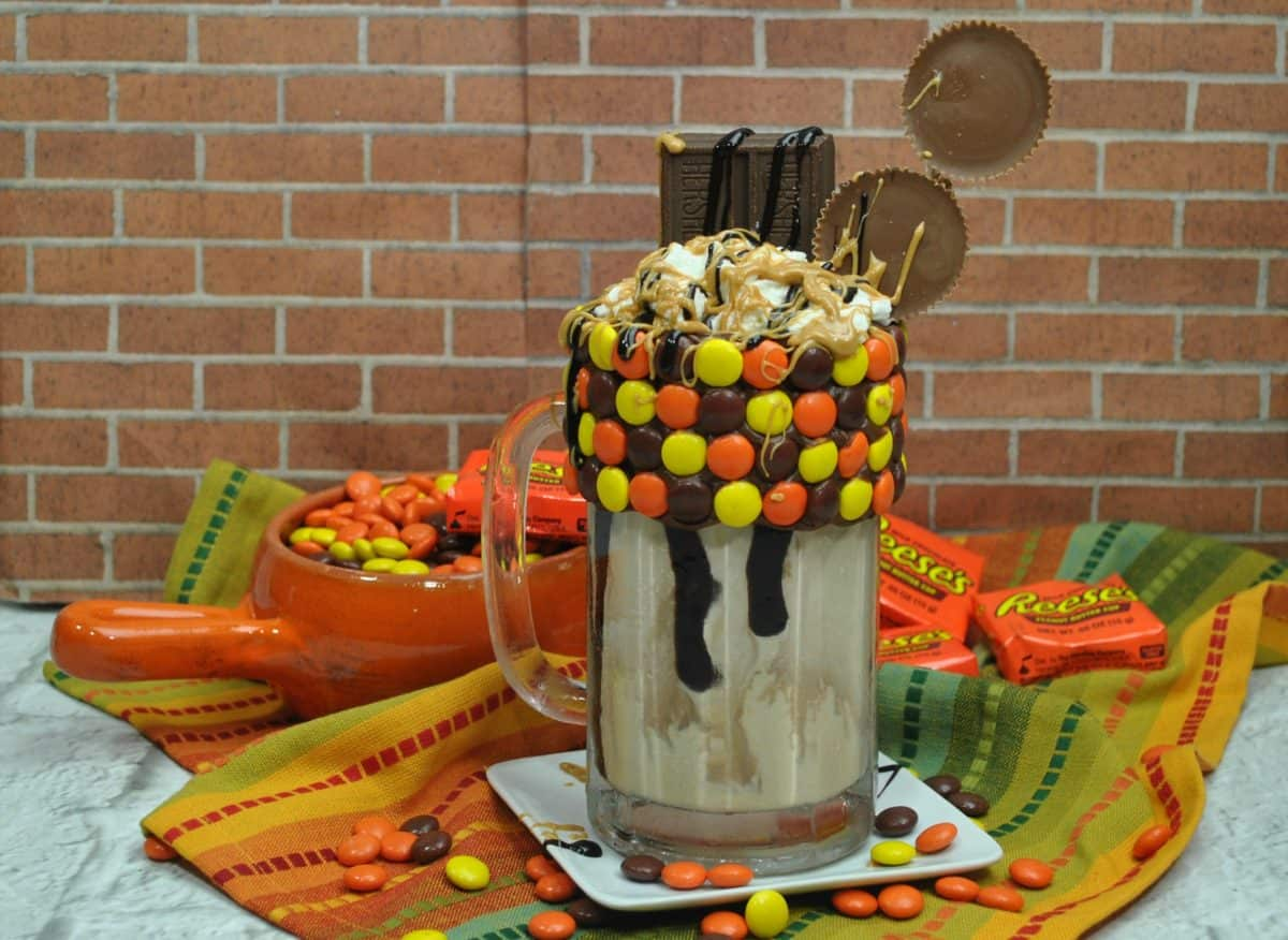 Reese's Pieces Cocktail