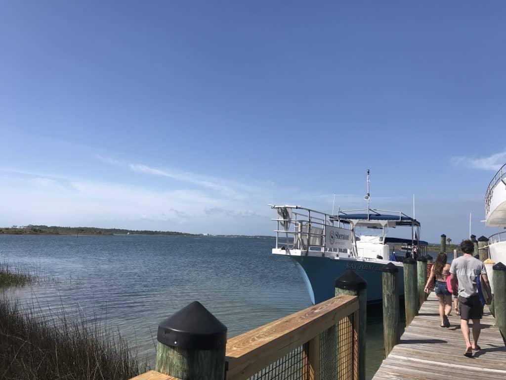 Shell Island Shuttle
