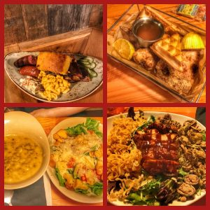 Lodge Wood Fired Grill at Great Wolf Lodge Grand Mound