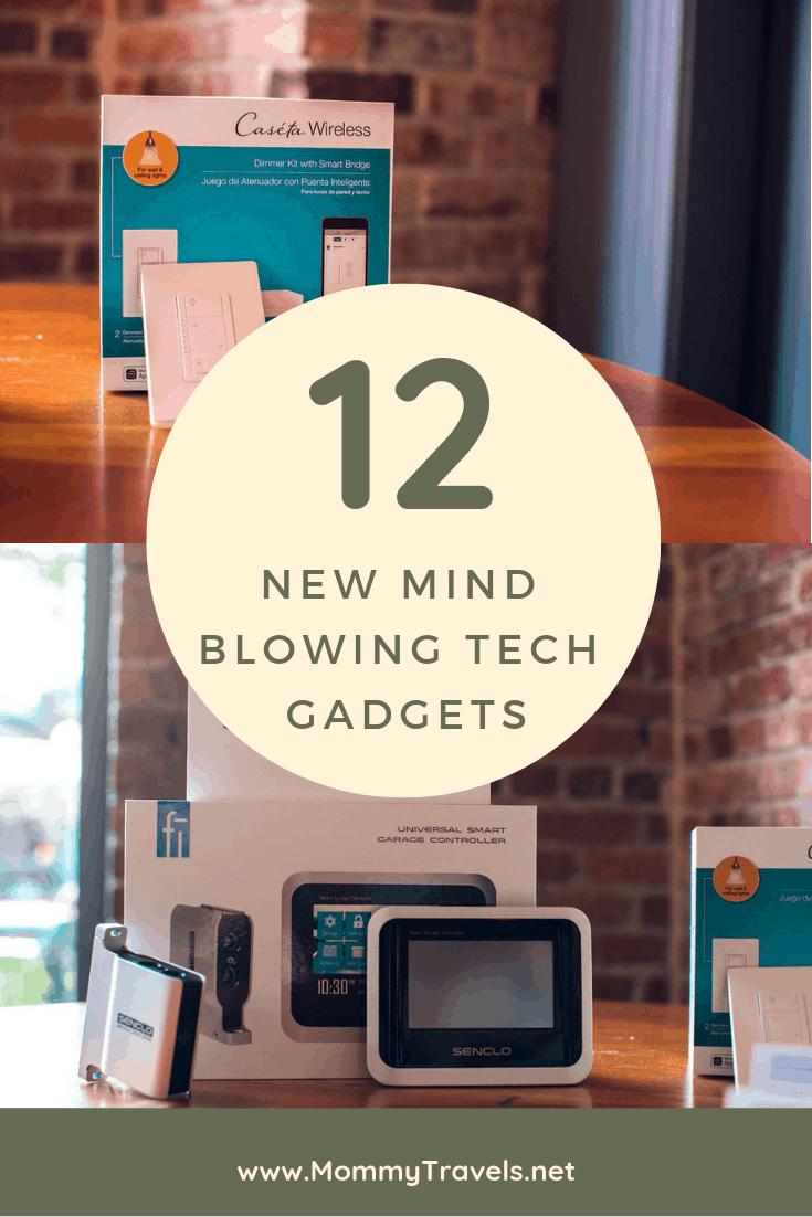 12 New Mind Blowing Tech Gadgets