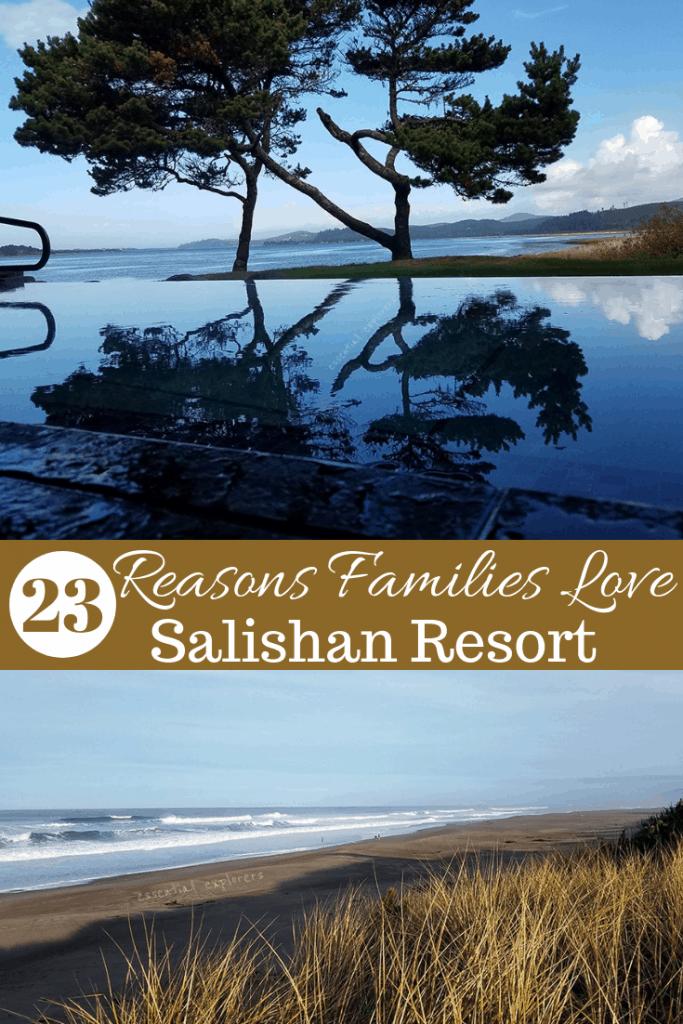 23 Reasons Families Love Salishan Resort