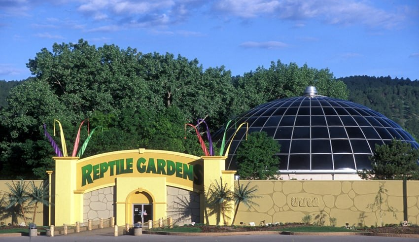 Reptile Garden near Rapid City