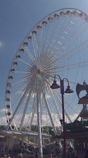 Sky Wheel at Niagara Falls