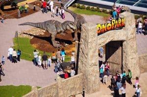 Prague Dinopark