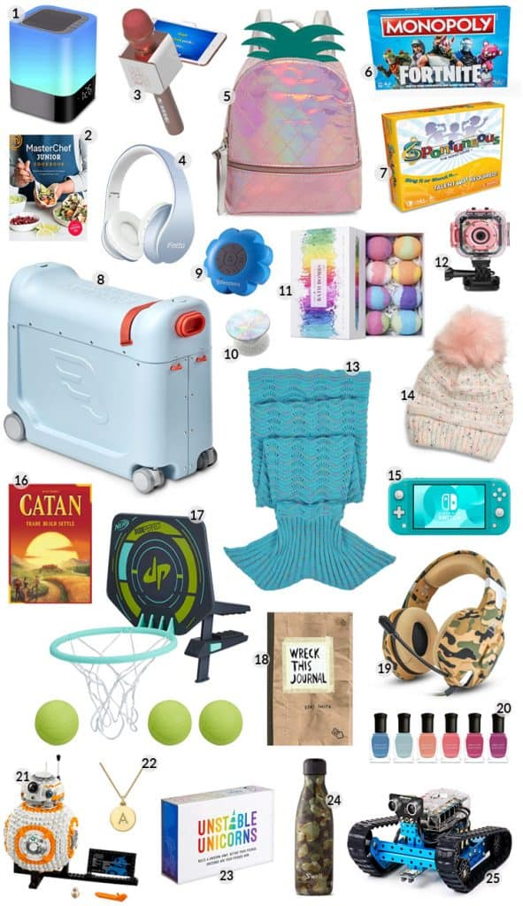 Gifts for Tweens