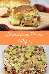 A quick and easy recipe everyone will love. Check out these hot and tasty Oven Baked Hawaiian Pizza Sliders made on Hawaiian rolls.