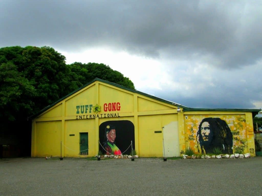 Tuff Gong International Recording Studio