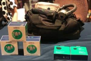 Adero smart bag tagging system