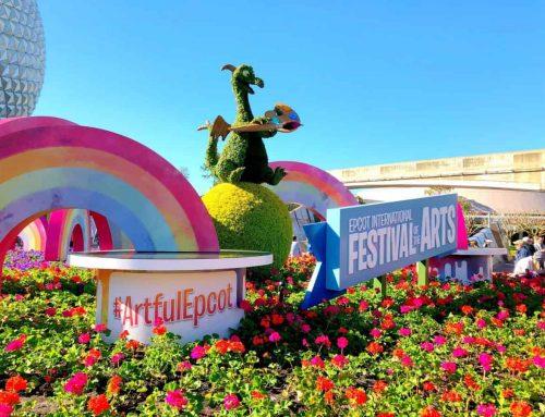 Disney World Festivals at Epcot