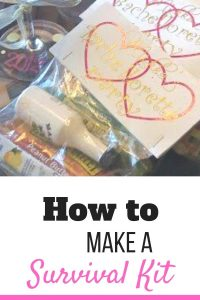 How to Make a Survival Kit