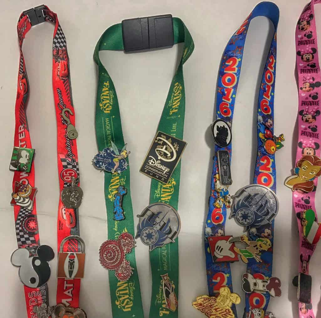 How to participate in pin trading at Disney