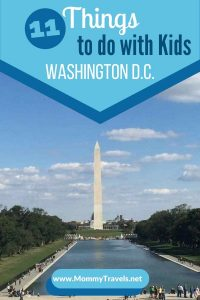 11 Things to do in Washington D.C with kids
