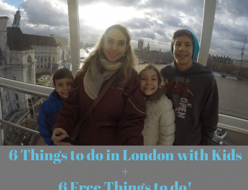 6 Trendy Things to do in London with Kids and 6 Free Alternative Things to do