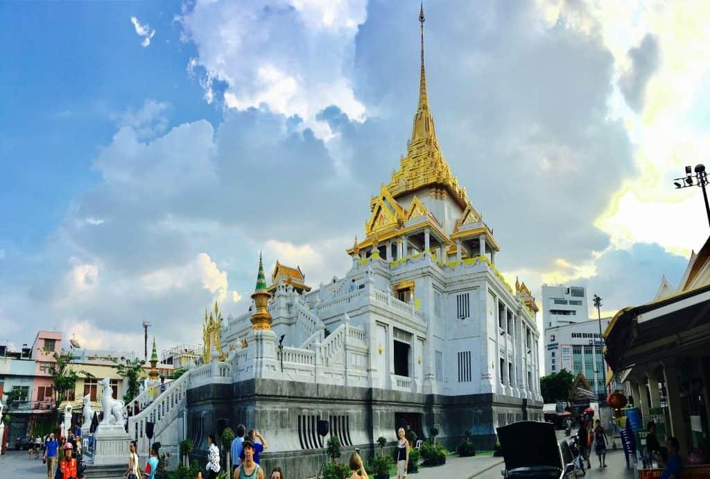 Phra Phuttha Maha Suwana Patimakon in Bangkok