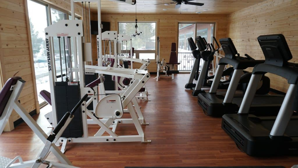 Silvies Valley Ranch Fitness Center