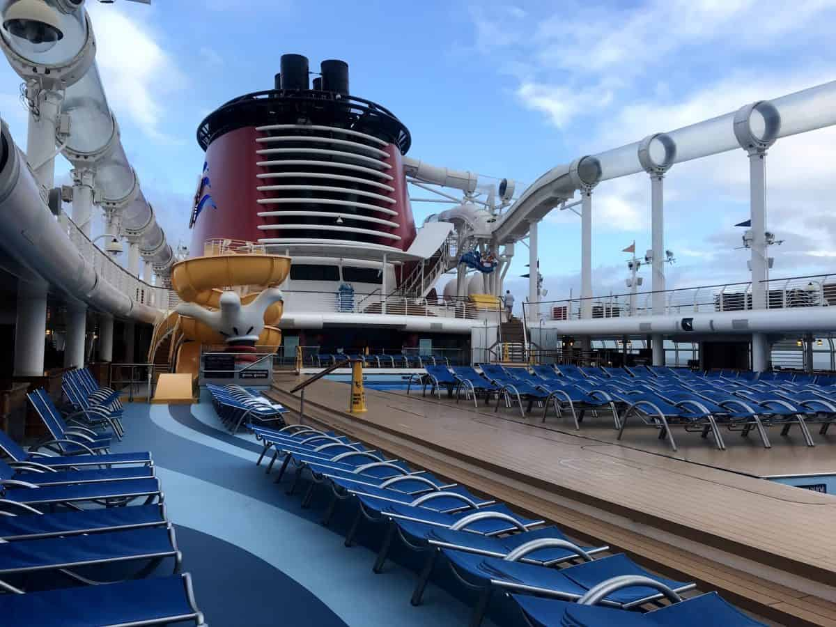 Disney Dream Deck