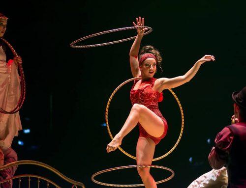 Cirque du Soleil's CORTEO: Weirdly Wonderful!