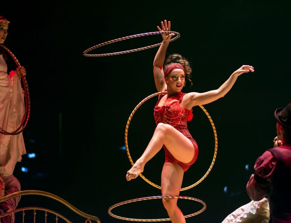 Cirque du Soleil's CORTEO: Weirdly Wonderful!