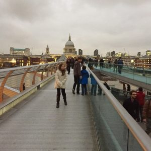the London Millennium Footbridge