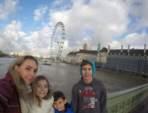 London with Kids, Tweens, or Teens