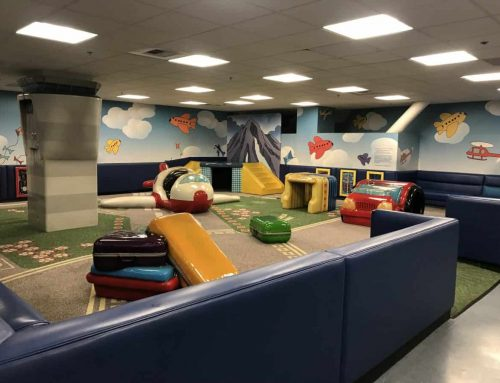 7 Airport Activities for Families