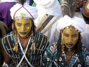 men in Niger
