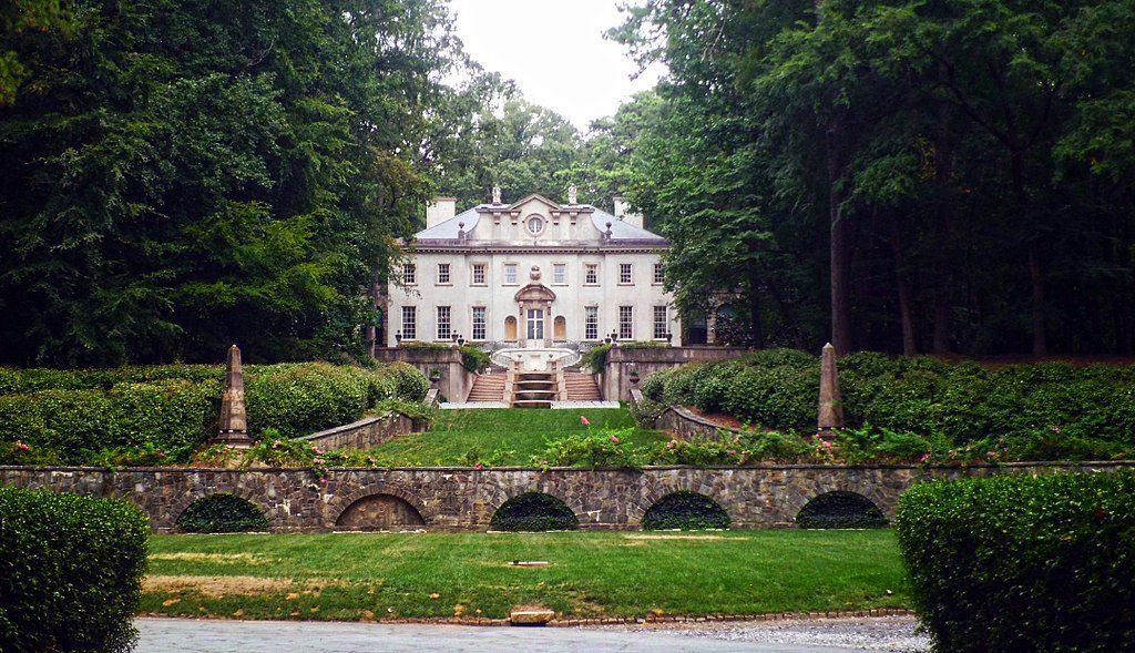 Swan House in Atlanta
