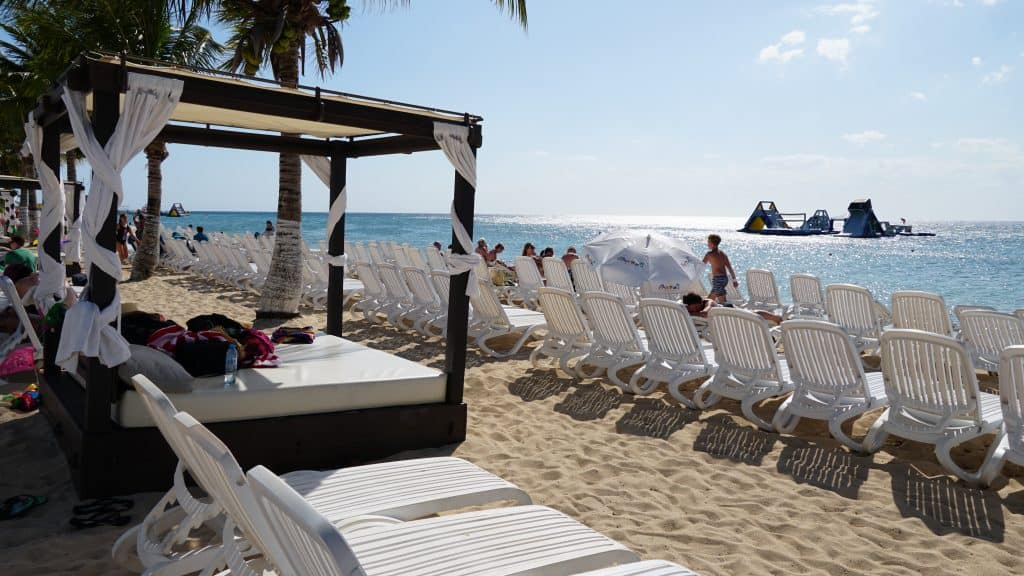 Playa Mia in Cozumel
