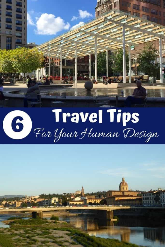 6 Travel Tips based on your Human Design