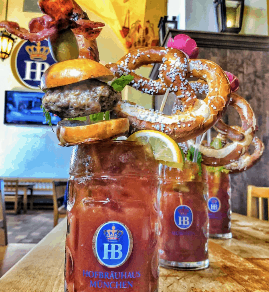 Hofbrauhaus Bloody Mary